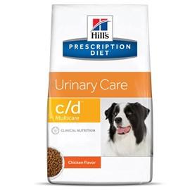 Ração Hills Canine Prescription Diet C/D Multicare 3,8kg