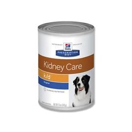 Ração Hills Canine Prescription Diet K/D Lata - 370 g