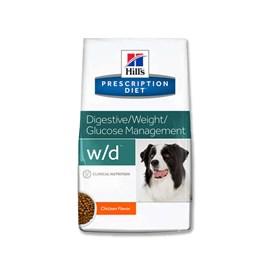 Ração Hills Canine Prescription Diet W/D Controle da Glicemia