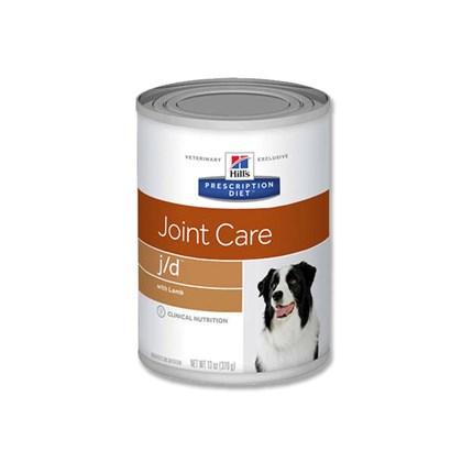 Ração Hills Canine Prescription J/D Cuidados Articulares 370g