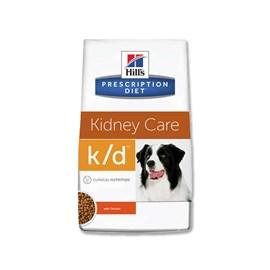 Ração Hills Canine Prescription K/D Problemas Renais para Cães Adultos
