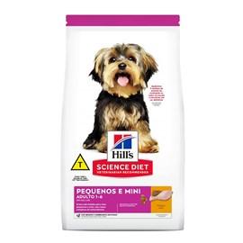 Ração Hill's Canine Science Diet Adulto Raças pequenas e miniaturas