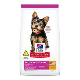 Ração Hill's Canine Science Diet Filhote Raças pequenas e miniaturas