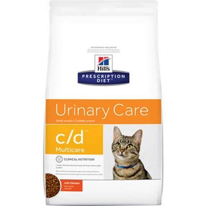 Ração Hills Feline Prescription Diet C/D Multicare 1.8kg