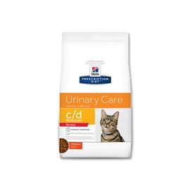 Ração Hills Feline Prescription Diet C/D Stress Cuidado Urinário