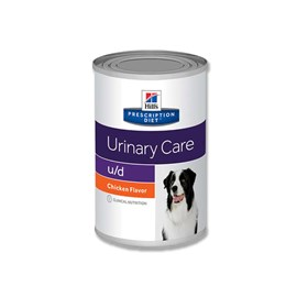Ração Hill's Prescription Diet Canine U/D Lata - 370 g