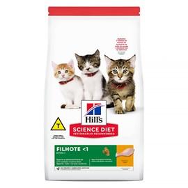 Ração Hill's Science Diet Feline Filhote Crescimento Saudável