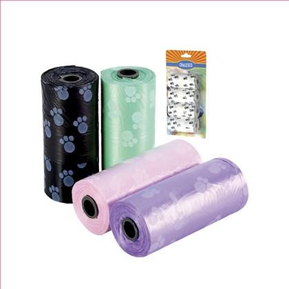Refil Chalesco Sacolas Biodegradáveis para Kit Higiênico