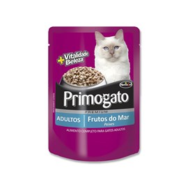 Sache Premium Primogato Frutos do Mar 85gr