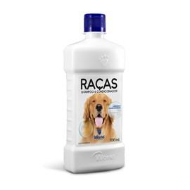 Shampoo e Condicionador World Raças Labrador/Retriever 500 ml