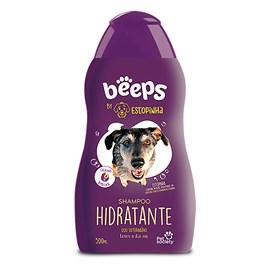 Shampoo Hidratante Pet Society Beeps Estopinha 500ml