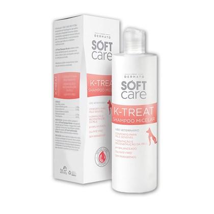 Shampoo Micelar Soft Care K-Treat para Cães e Gatos