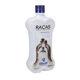 Shampoo para Cachorro Shih Tzu e Maltês World Raças