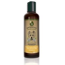 Shampoo para cães pelos claros - Camomila - 300 ml