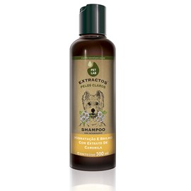 Shampoo para cães pelos claros - Camomila PetLab 300 ml
