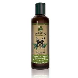 Shampoo para pelos curtos - Alecrim e Aloe Vera PetLab 300 ml