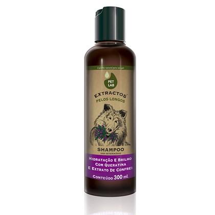 Shampoo para pelos longos - Confrei - 300 ml