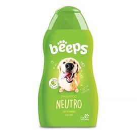 Shampoo Pet Society Beeps Neutro - 500 Ml