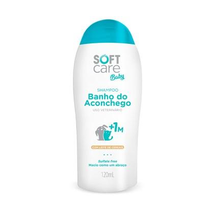 Shampoo Soft Care Baby Banho do Aconchego para Cães e Gatos