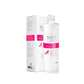 Shampoo Soft Care Skin Balance para Pele Oleosa e Ressecada