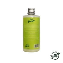 Shampoo Verde Bamboo biodegradavel para caes e gatos - 500ml