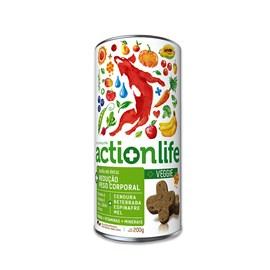Snack Actionlife Spin Pet - 200g - Veggie