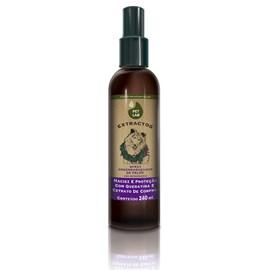 Spray desembaraçador de pelos para cães - Confrei - 240 ml