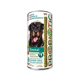 Stick PROBIOTIC Spin Pet - 150g - Dental