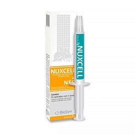 Suplemento Vitamínico Biosyn Nuxcell Neo Ampola - 2g