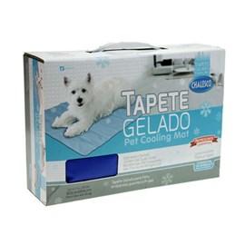 Tapete Gelado Chalesco Pet Cooling Mat Médio