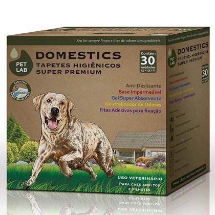 Tapetes Higiênicos para Cães - Caixa com 30 unidades