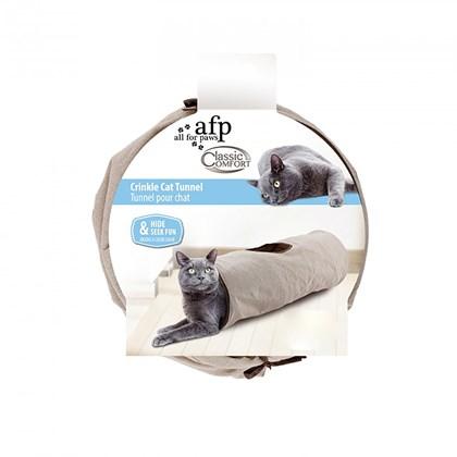 Túnel para Gatos - Crinkle Cat Tunnel AFP