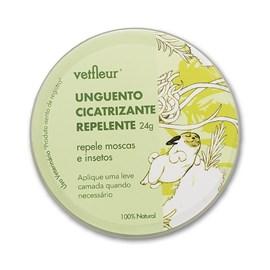Unguento Repelente 24g Vetfleur Aromaterapia