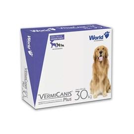 VermiCanis 2,4g com 2 Comprimidos - World