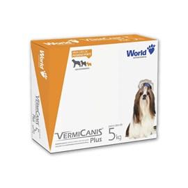 VermiCanis 400mg com 4 Comprimidos - World
